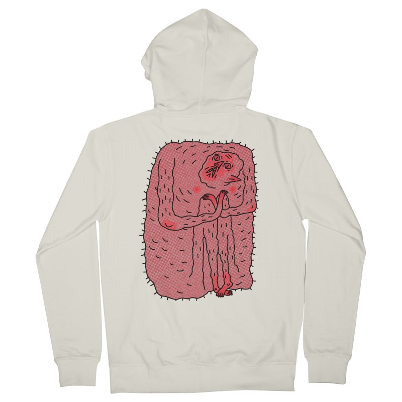 No Hugs Pls Women's Zip-Up Hoody by Burrito Goblin