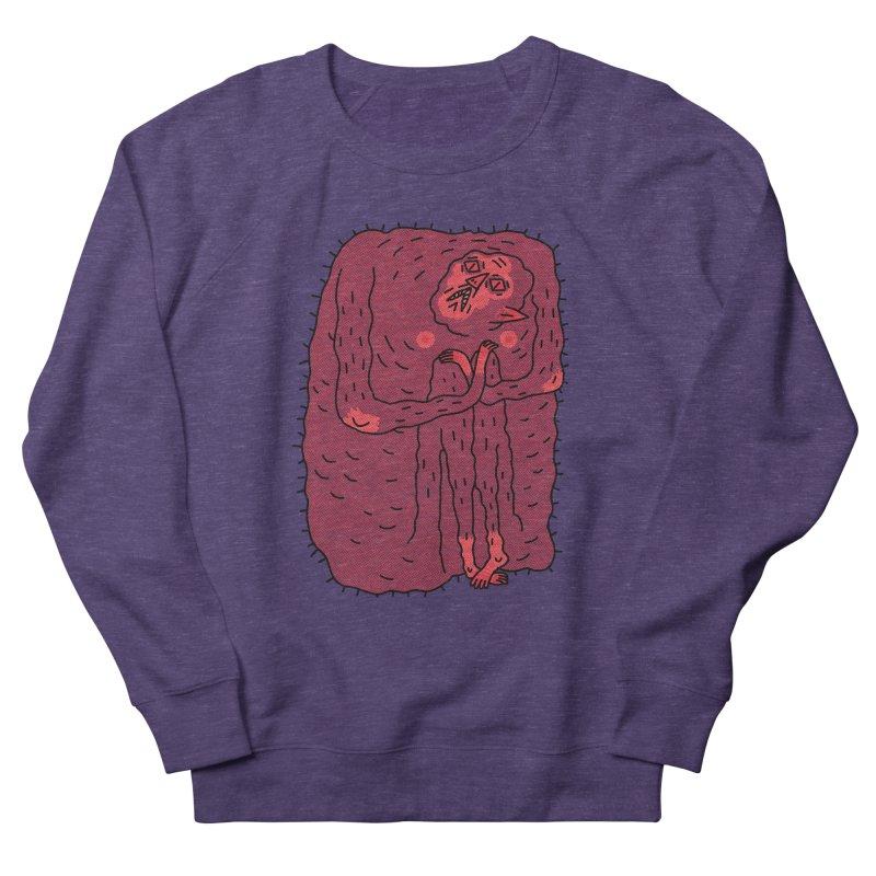 No Hugs Pls Women's French Terry Sweatshirt by Burrito Goblin