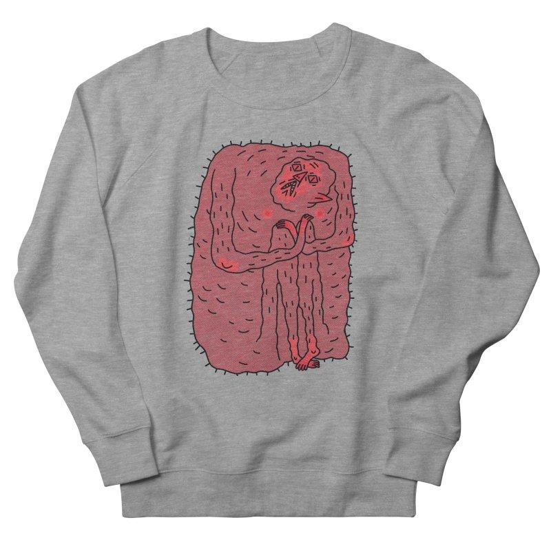 No Hugs Pls Men's Sweatshirt by Burrito Goblin