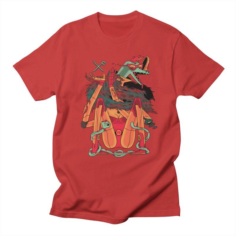 Gibbler 7 Men's T-shirt by Burrito Goblin