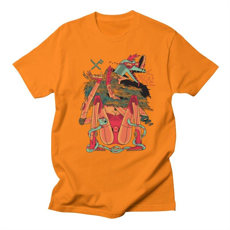 Gibbler 7 Men's Regular T-Shirt by Burrito Goblin