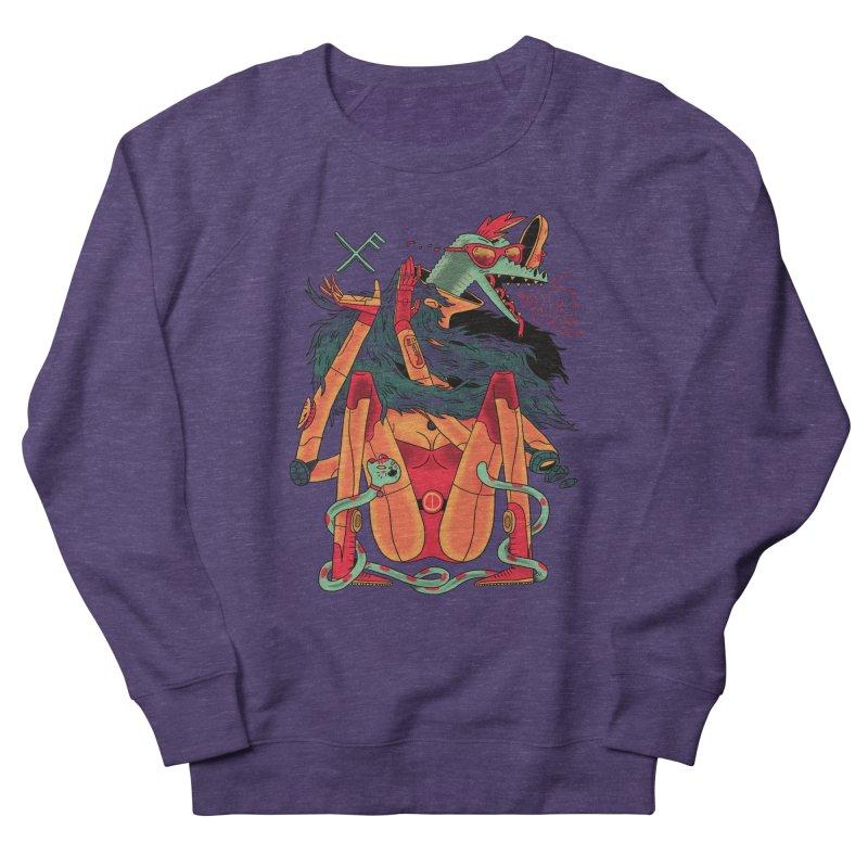 Gibbler 7 Women's Sweatshirt by Burrito Goblin
