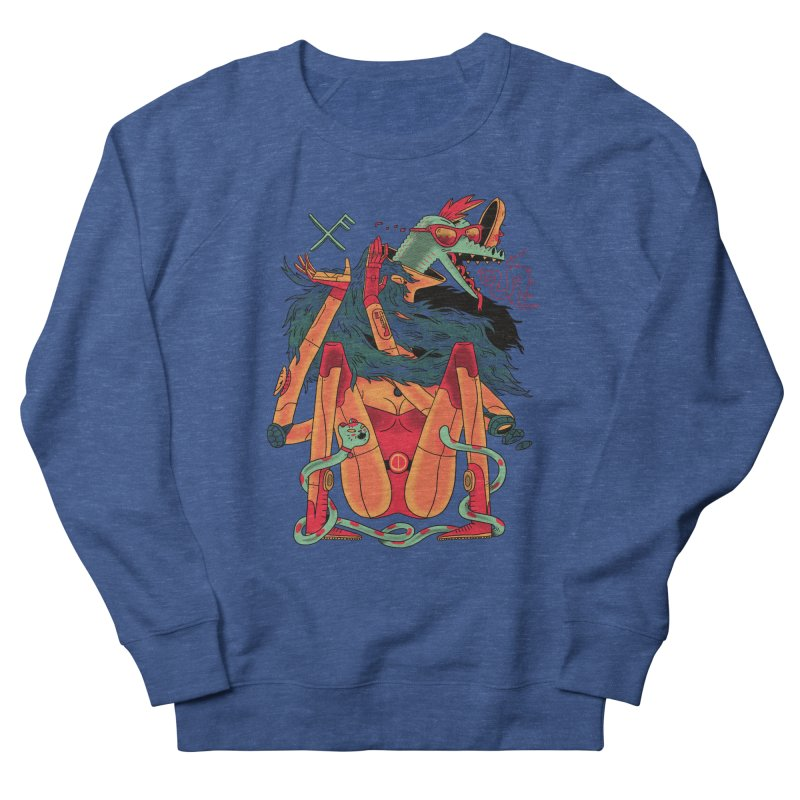 Gibbler 7 Men's Sweatshirt by Burrito Goblin