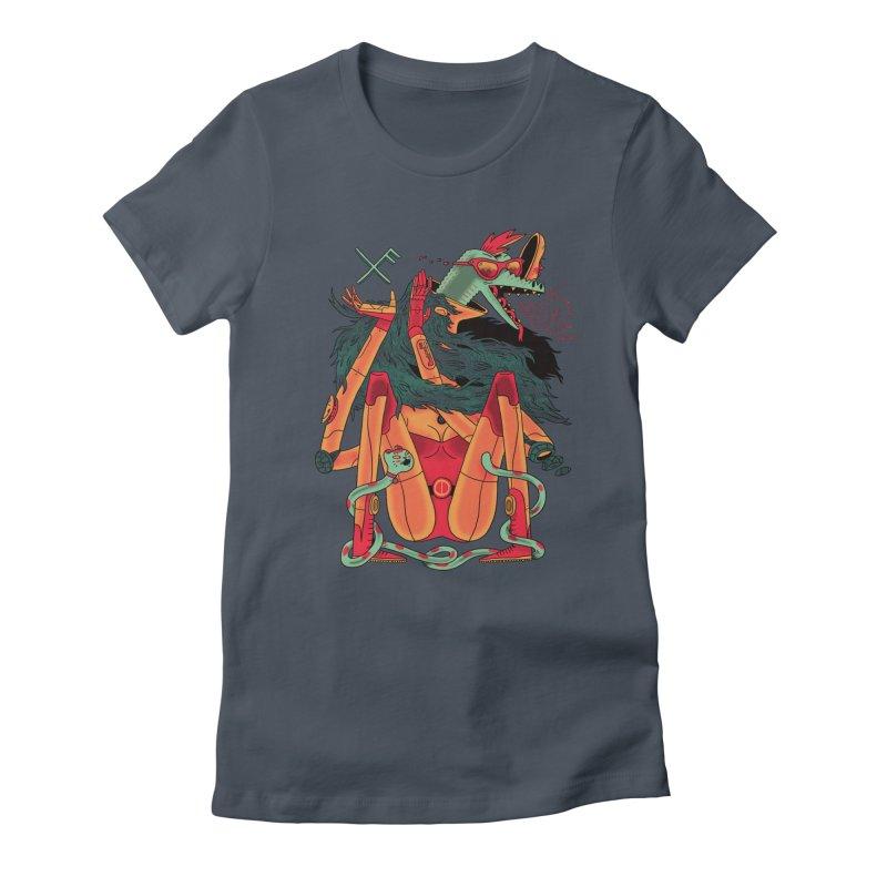 Gibbler 7 Women's T-Shirt by Burrito Goblin