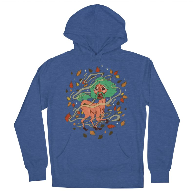 Magic Paul Men's French Terry Pullover Hoody by Burrito Goblin
