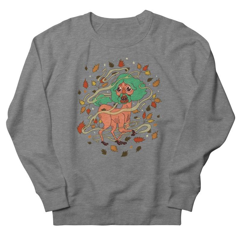 Magic Paul Women's French Terry Sweatshirt by Burrito Goblin