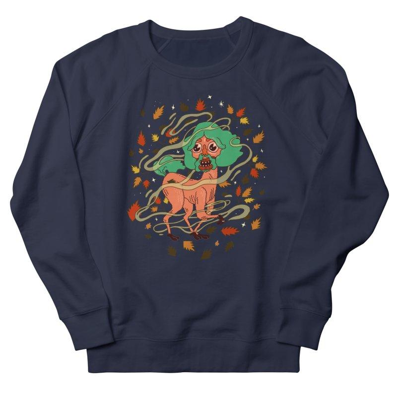 Magic Paul Men's French Terry Sweatshirt by Burrito Goblin