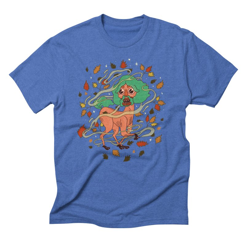Magic Paul Men's T-Shirt by Burrito Goblin