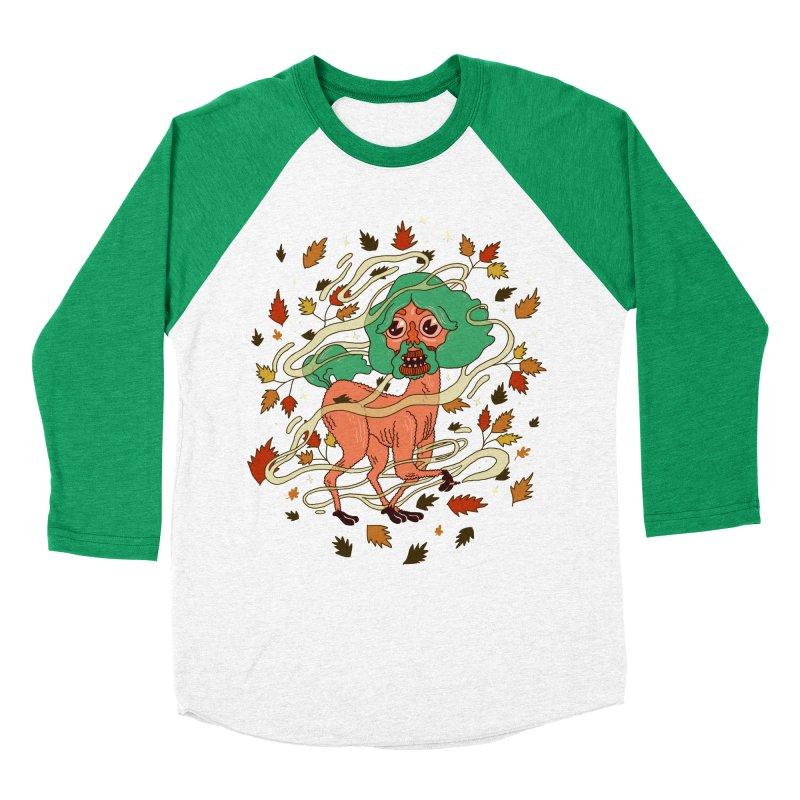 Magic Paul Women's Baseball Triblend T-Shirt by Burrito Goblin