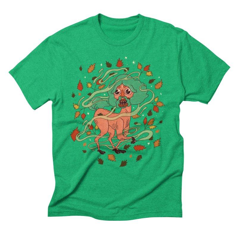 Magic Paul Men's Triblend T-shirt by Burrito Goblin