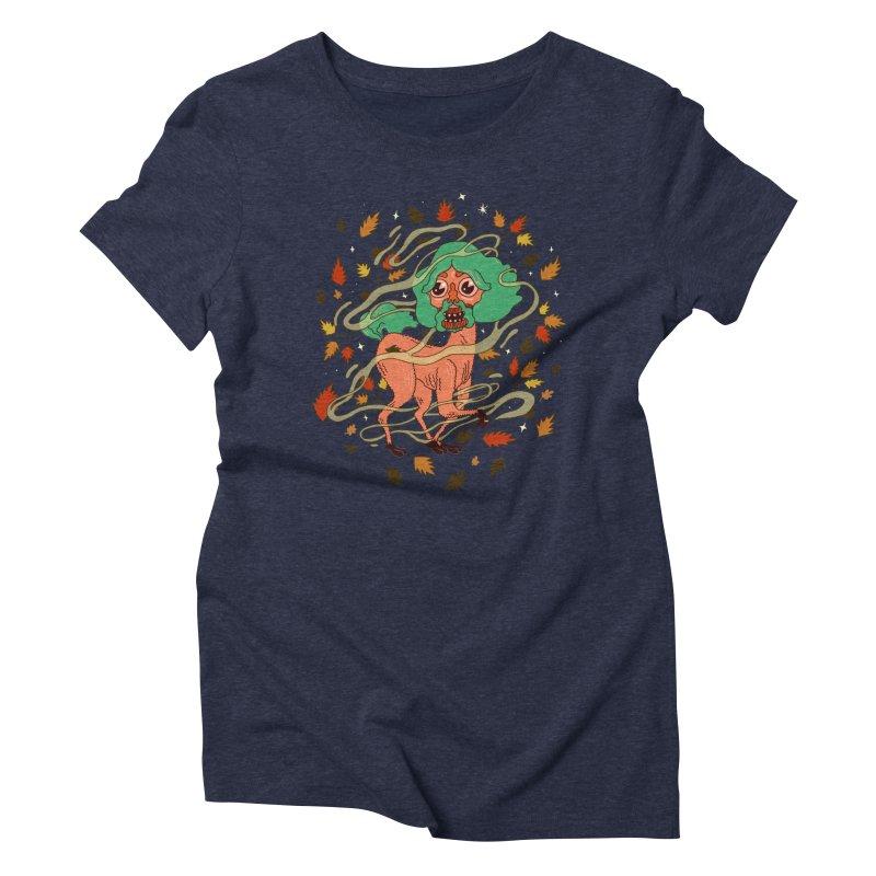 Magic Paul Women's Triblend T-Shirt by Burrito Goblin