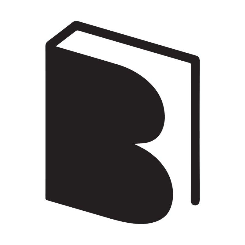 "The ""B"" Men's T-Shirt by Bushwick Book Club Seattle!"