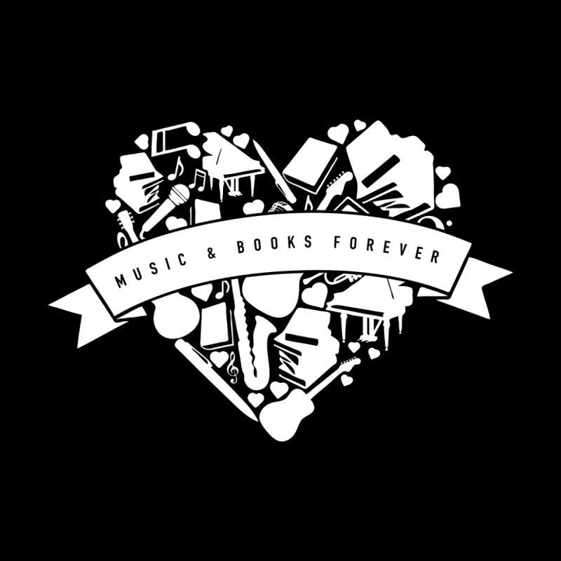 Heart Men's T-Shirt by Bushwick Book Club Seattle!