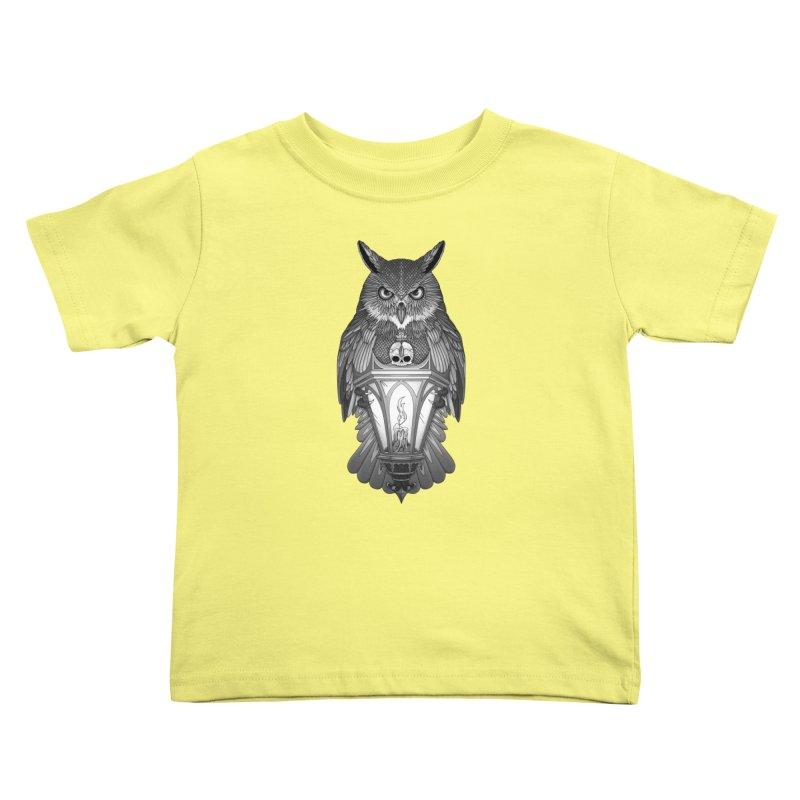 GUFO Kids Toddler T-Shirt by busone's Shop