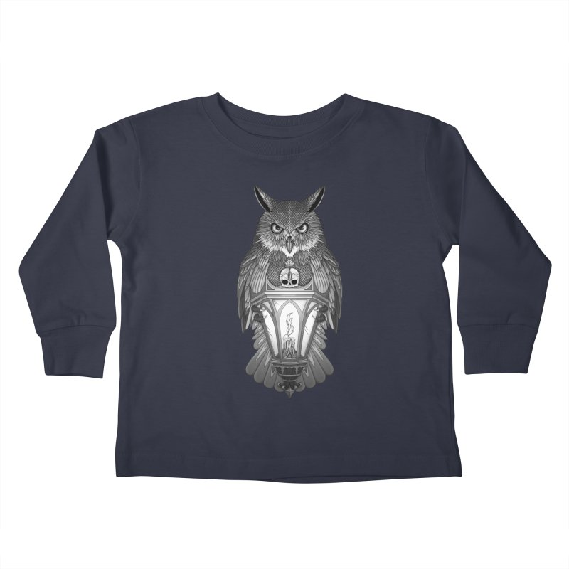 GUFO Kids Toddler Longsleeve T-Shirt by busone's Shop