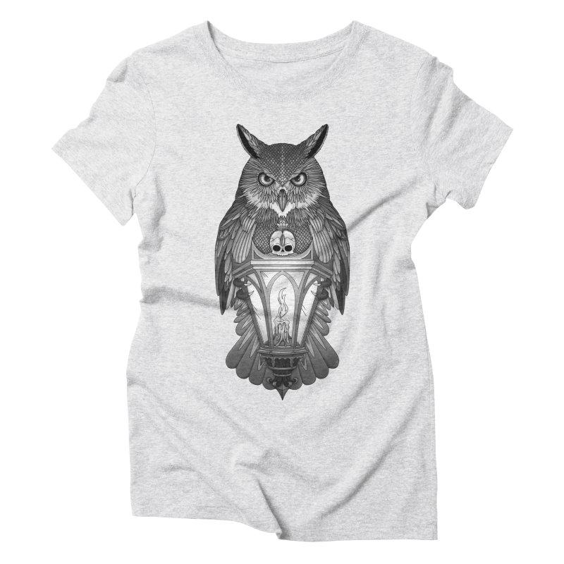 GUFO Women's Triblend T-Shirt by busone's Shop