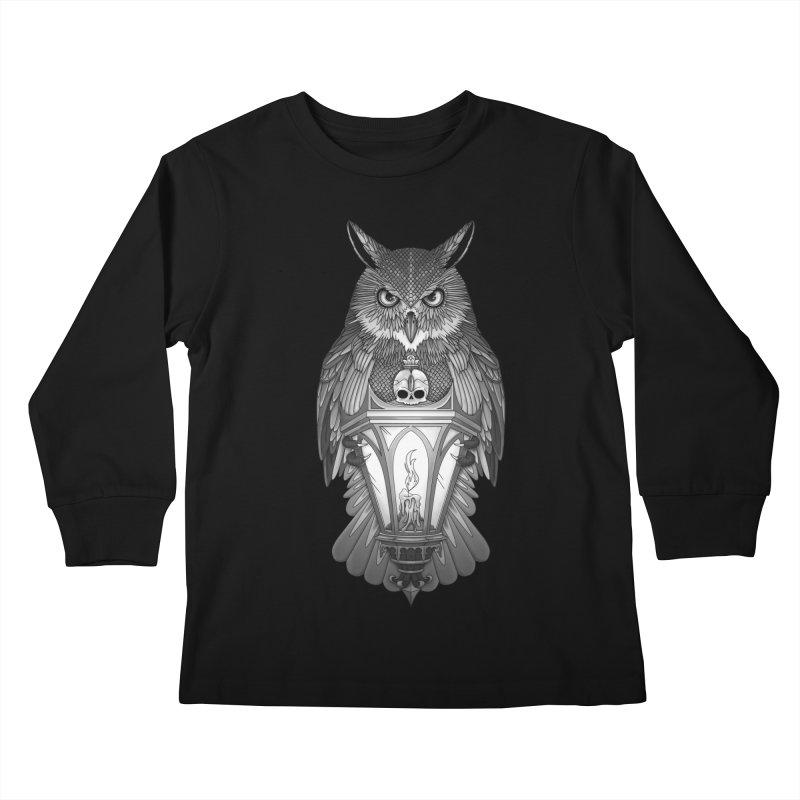 GUFO Kids Longsleeve T-Shirt by busone's Shop