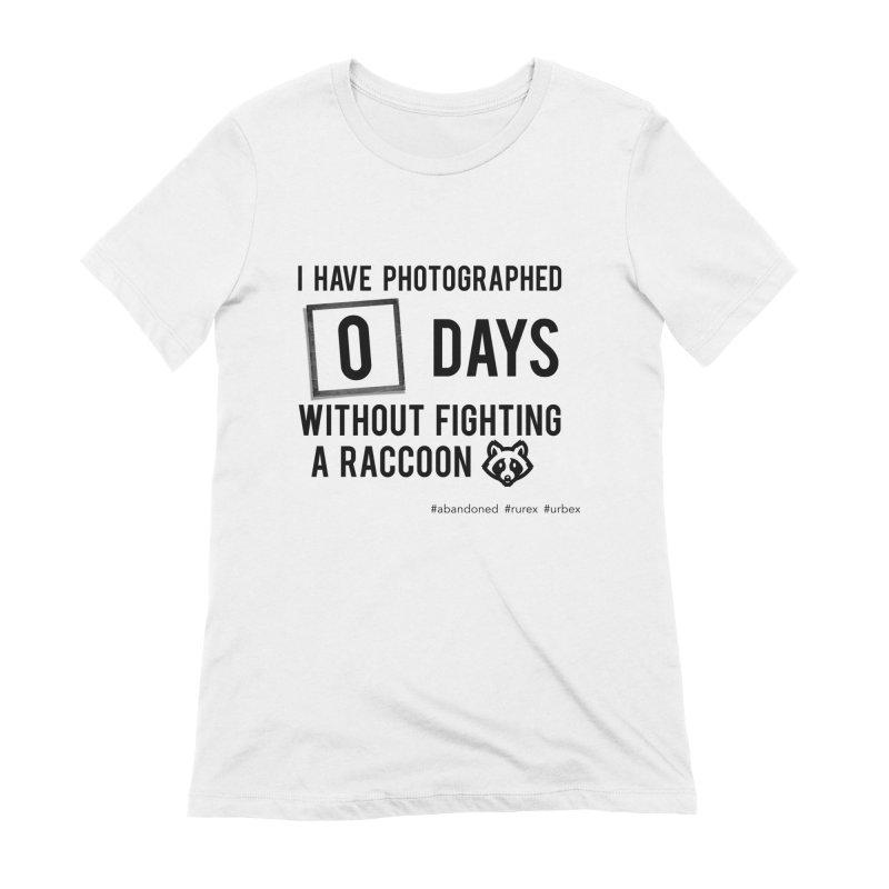 Hazards of the Job Women's T-Shirt by Nisa Fiin's Artist Shop