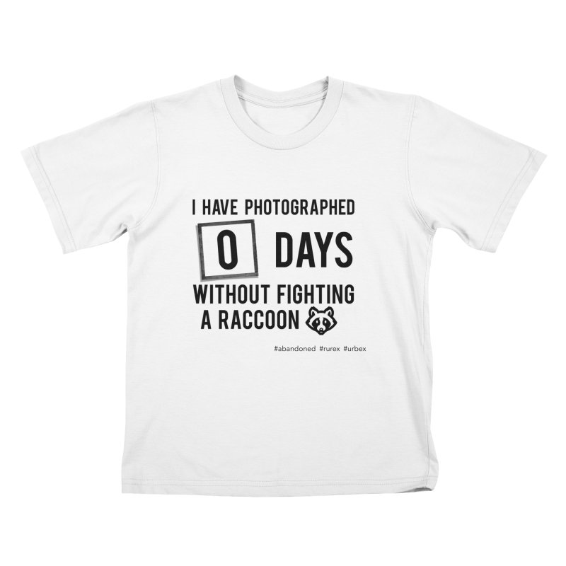 Hazards of the Job Kids T-Shirt by Nisa Fiin's Artist Shop