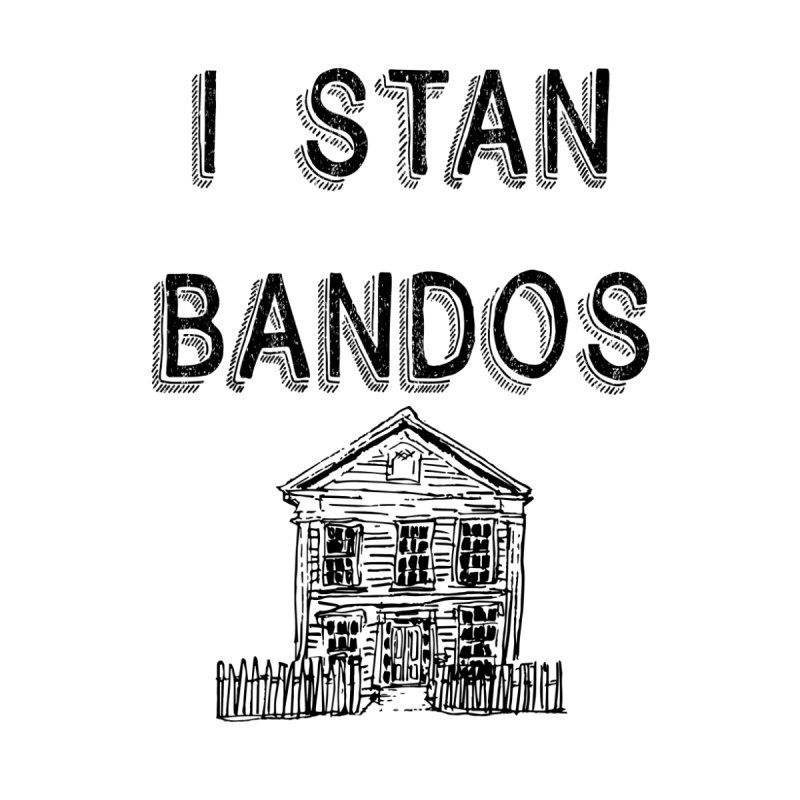I Stan Bandos Men's Longsleeve T-Shirt by Nisa Fiin's Artist Shop