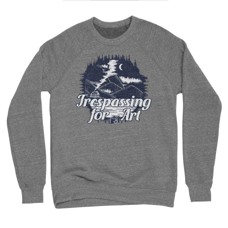 Trespassing for Art Women's Sweatshirt by Nisa Fiin's Artist Shop