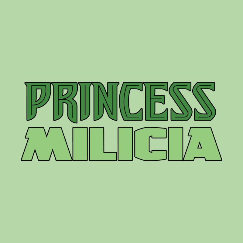 Princess Milicia Men's T-Shirt by The Official Bustillo Publishing Shop