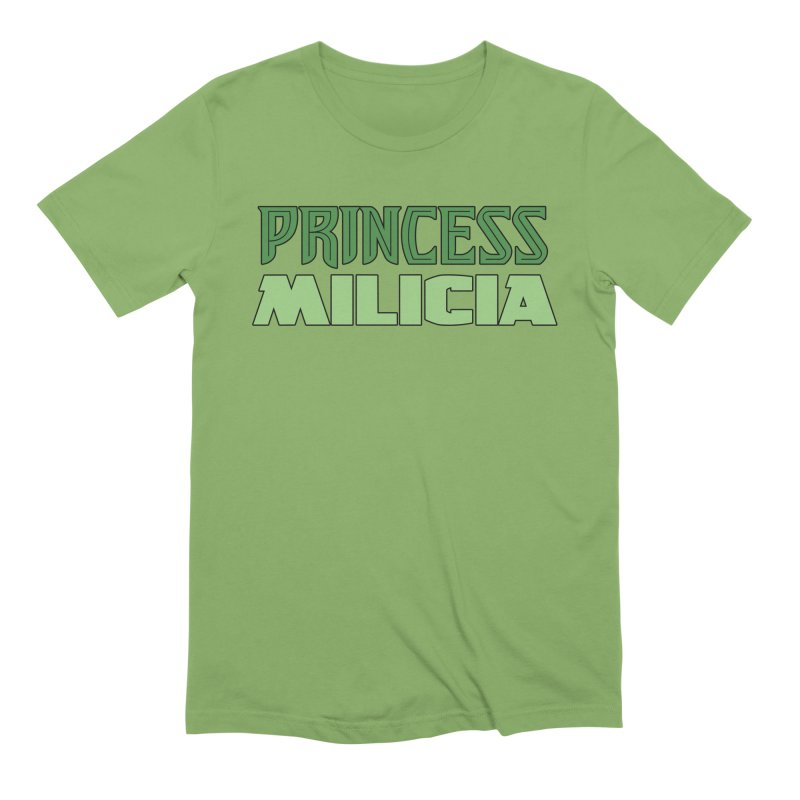 Princess Milicia Men's Extra Soft T-Shirt by The Official Bustillo Publishing Shop