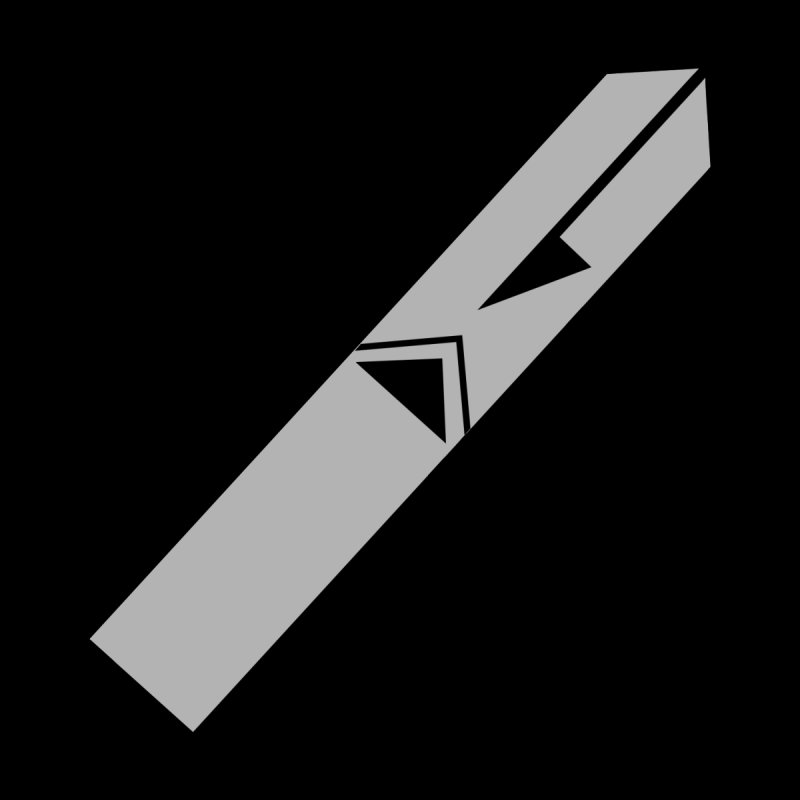 Dynamic Guardian Charlie Emblem Men's T-Shirt by The Official Bustillo Publishing Shop