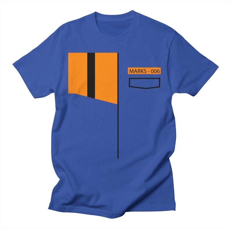 Matthew Marks Emblem Men's T-Shirt by The Official Bustillo Publishing Shop