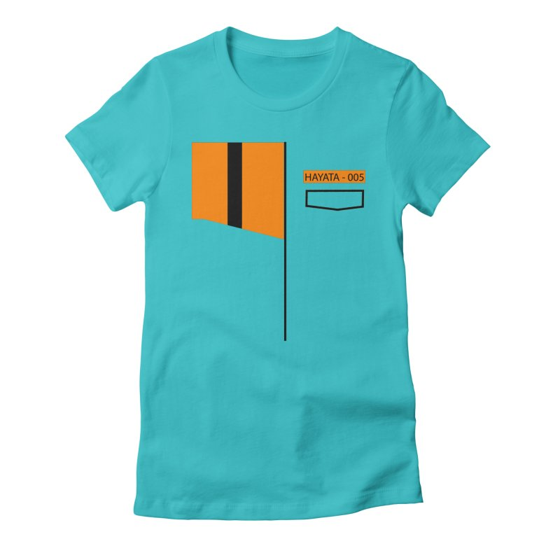 Ava Hayata Emblem Women's T-Shirt by The Official Bustillo Publishing Shop
