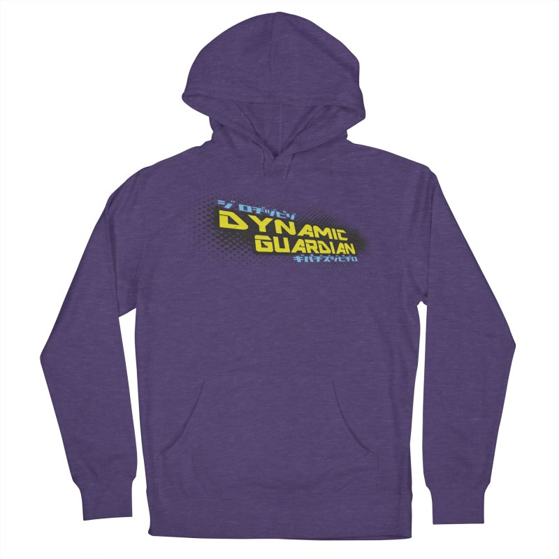 Dynamic Guardian Logo Women's French Terry Pullover Hoody by The Official Bustillo Publishing Shop