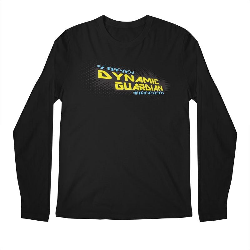 Dynamic Guardian Logo Men's Regular Longsleeve T-Shirt by The Official Bustillo Publishing Shop