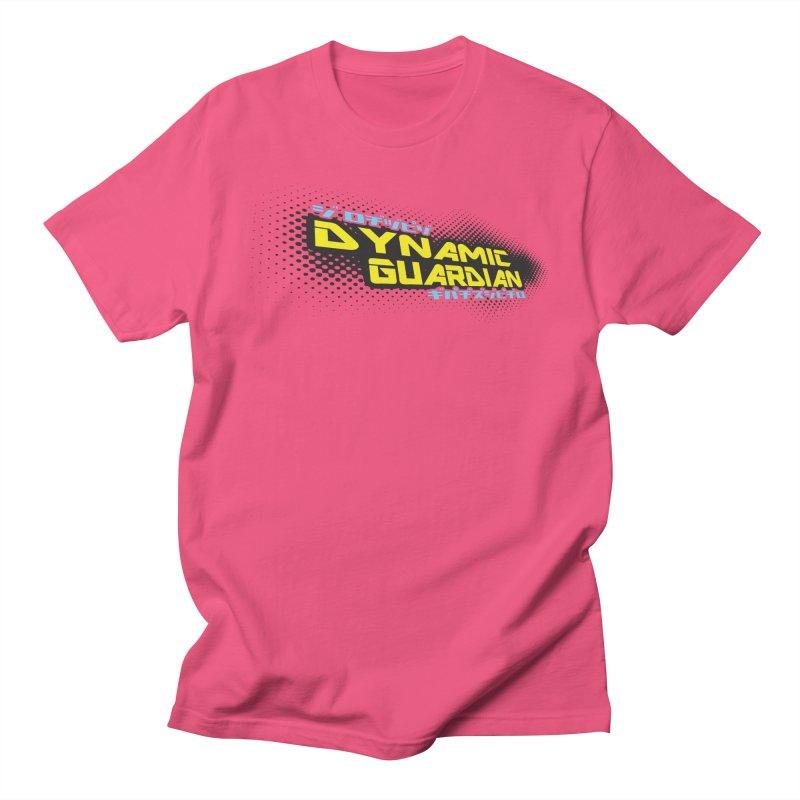Dynamic Guardian Logo Men's Regular T-Shirt by The Official Bustillo Publishing Shop