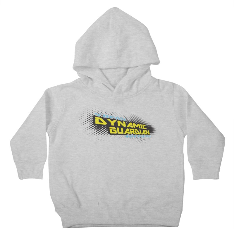 Dynamic Guardian Logo Kids Toddler Pullover Hoody by The Official Bustillo Publishing Shop
