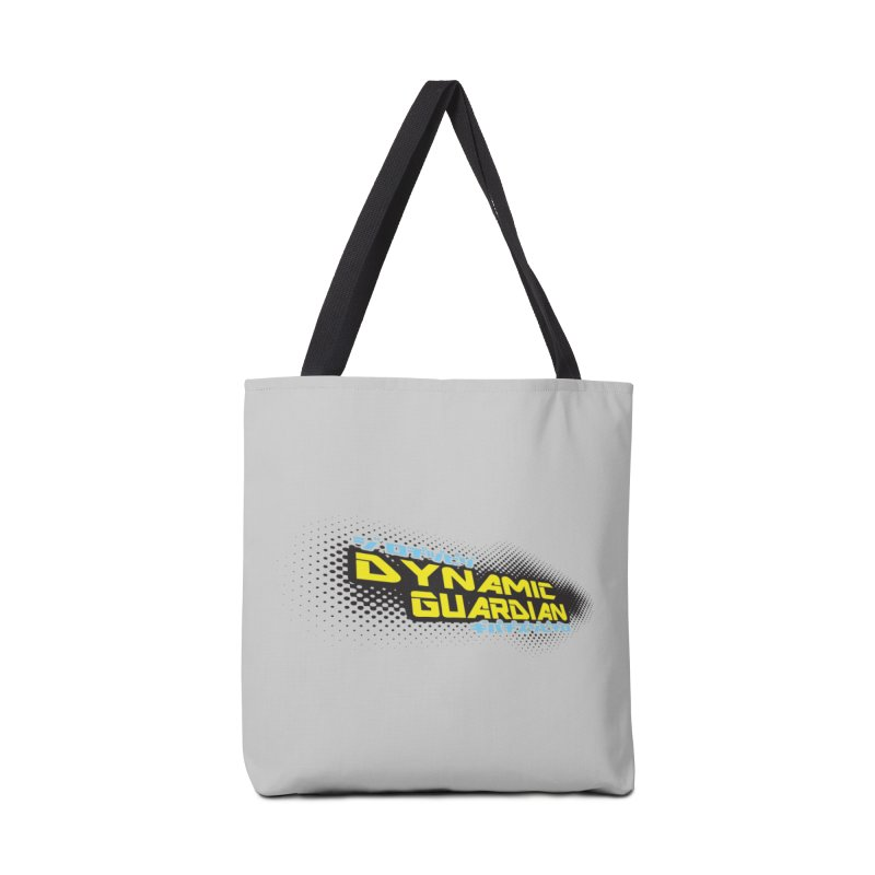 Dynamic Guardian Logo Accessories Tote Bag Bag by The Official Bustillo Publishing Shop