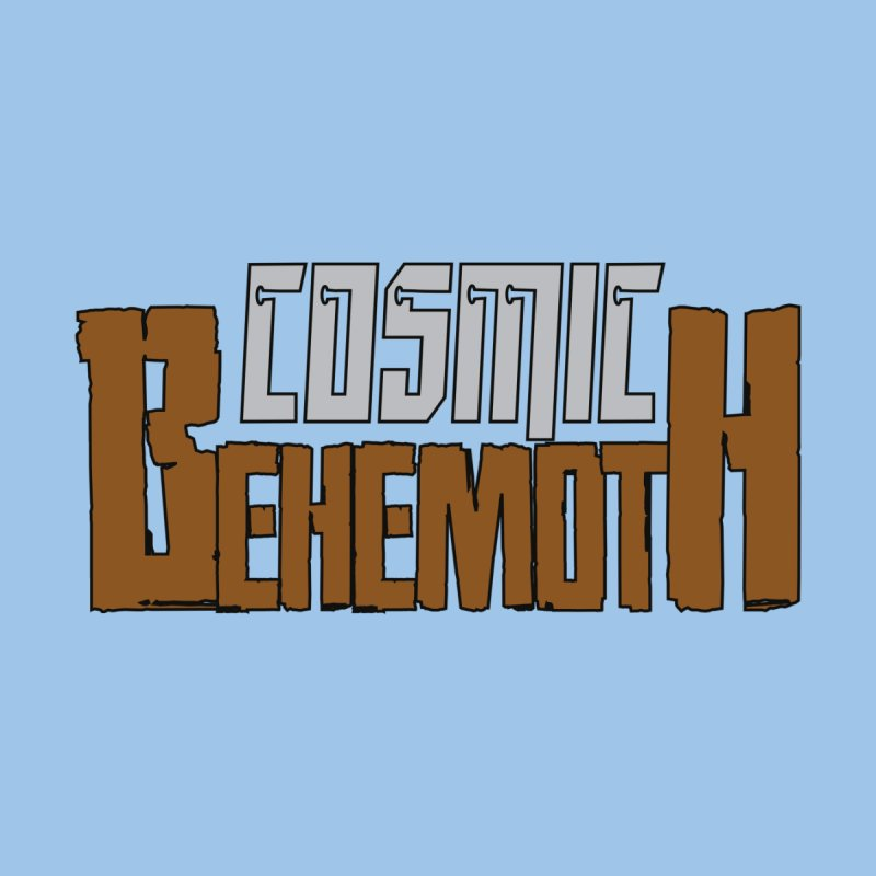 Cosmic Behemoth Logo by The Official Bustillo Publishing Shop
