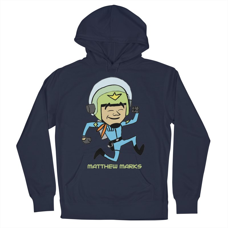 Chibi Matthew Marks Men's Pullover Hoody by The Official Bustillo Publishing Shop