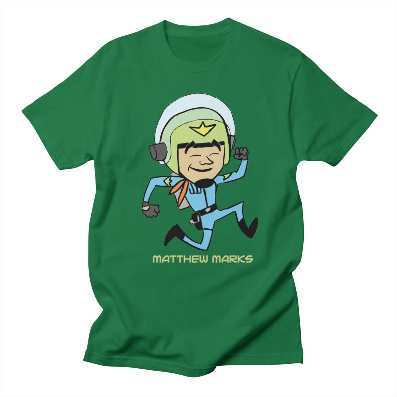 Chibi Matthew Marks Men's T-Shirt by The Official Bustillo Publishing Shop