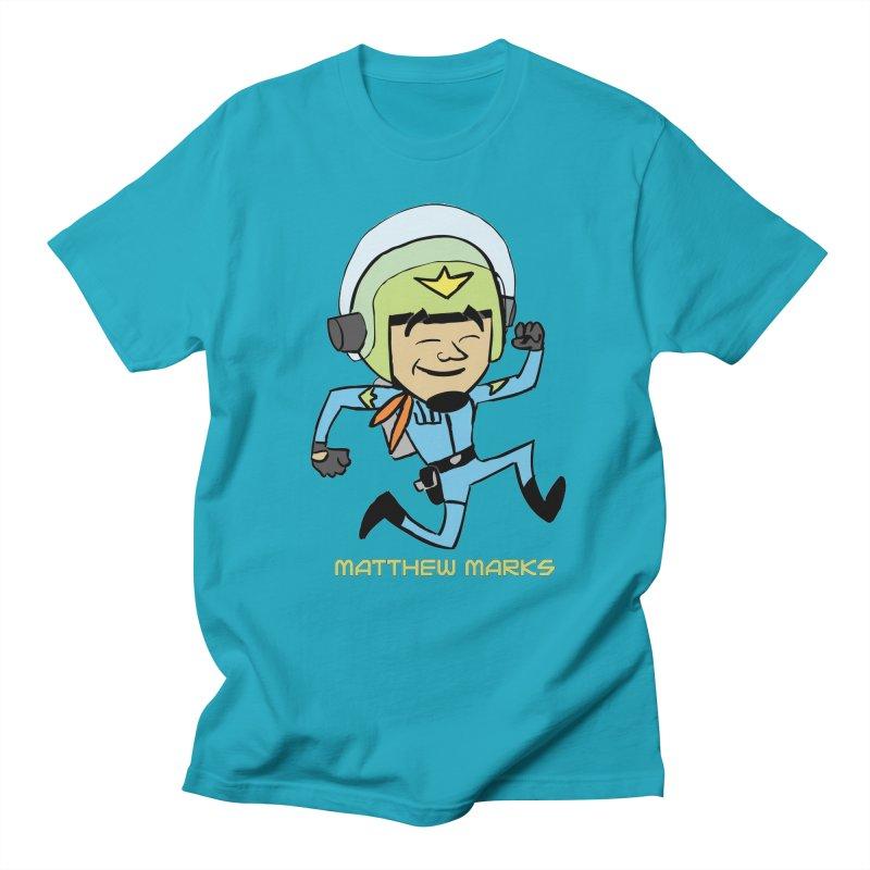 Chibi Matthew Marks Women's Regular Unisex T-Shirt by The Official Bustillo Publishing Shop