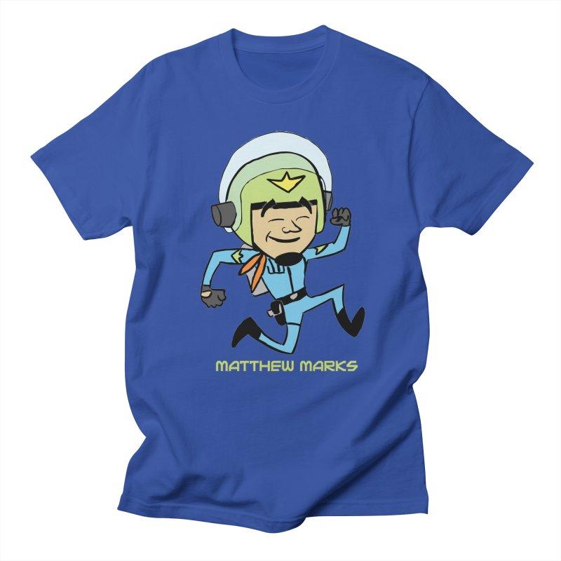 Chibi Matthew Marks Men's T-Shirt by The Official Bustillo Publishing Shop