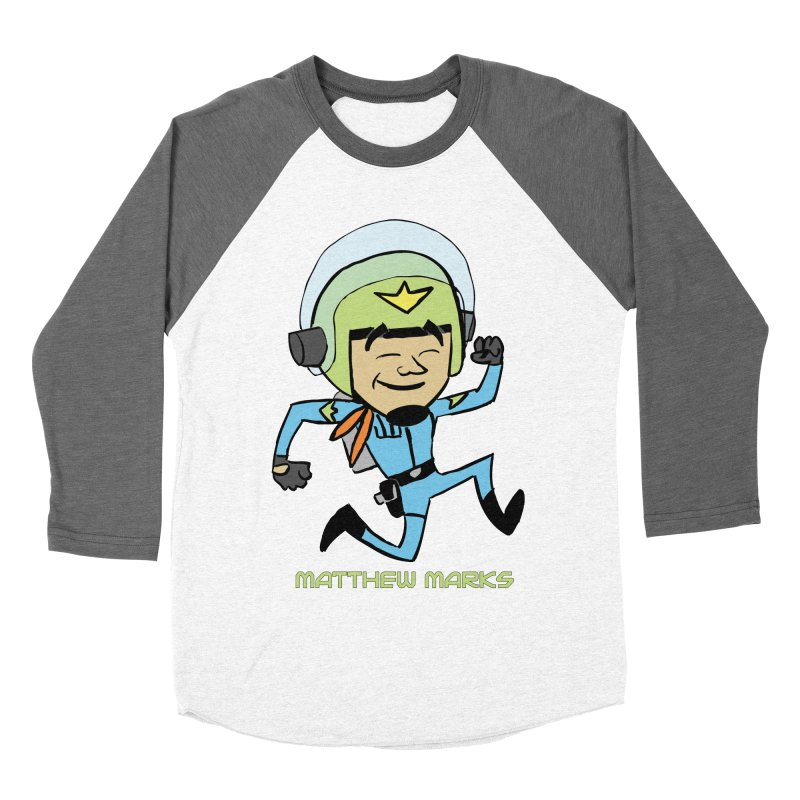 Chibi Matthew Marks Women's Longsleeve T-Shirt by The Official Bustillo Publishing Shop