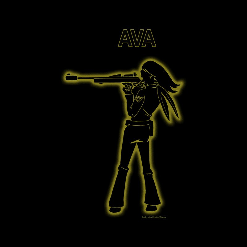 Ava after Electric Warrior Men's T-Shirt by The Official Bustillo Publishing Shop