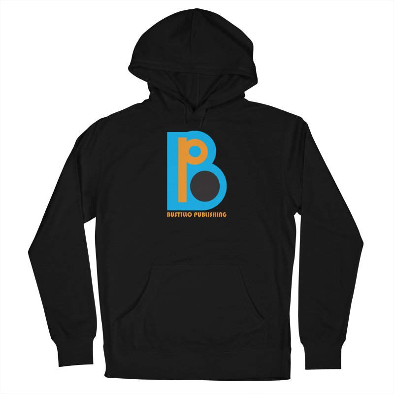 Bustillo Publishing Logo Women's French Terry Pullover Hoody by The Official Bustillo Publishing Shop