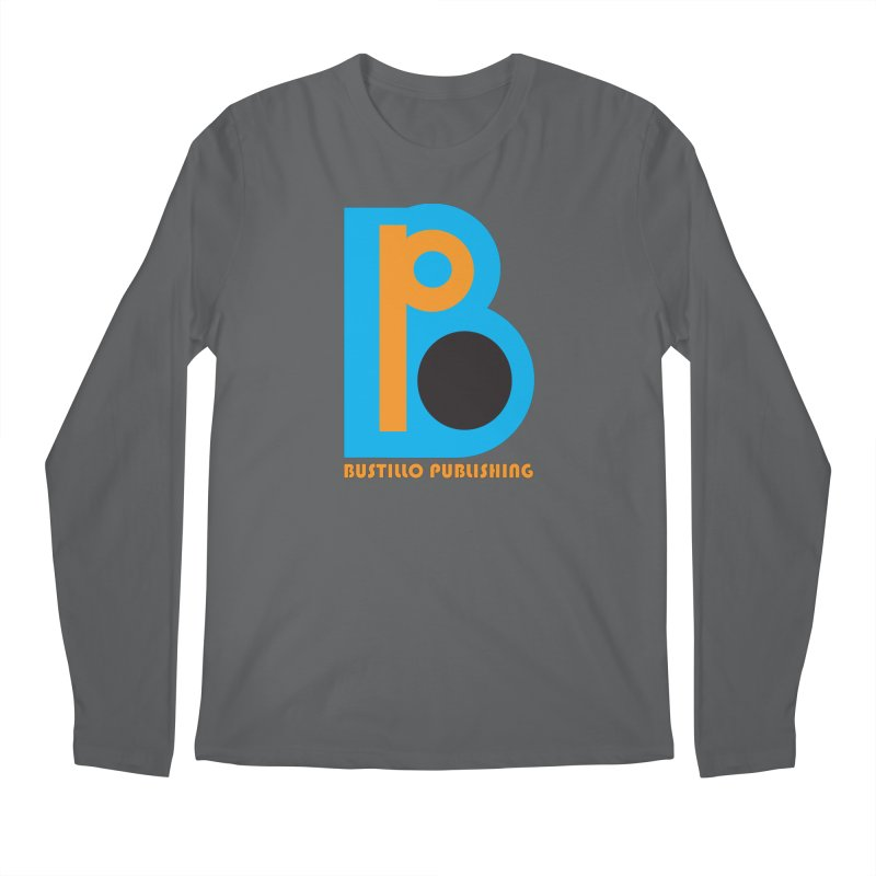 Bustillo Publishing Logo Men's Longsleeve T-Shirt by The Official Bustillo Publishing Shop