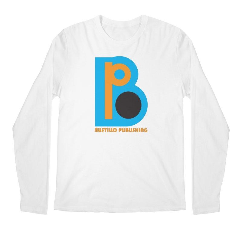 Bustillo Publishing Logo Men's Regular Longsleeve T-Shirt by The Official Bustillo Publishing Shop