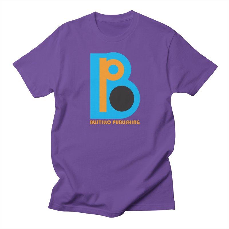 Bustillo Publishing Logo Men's T-Shirt by The Official Bustillo Publishing Shop