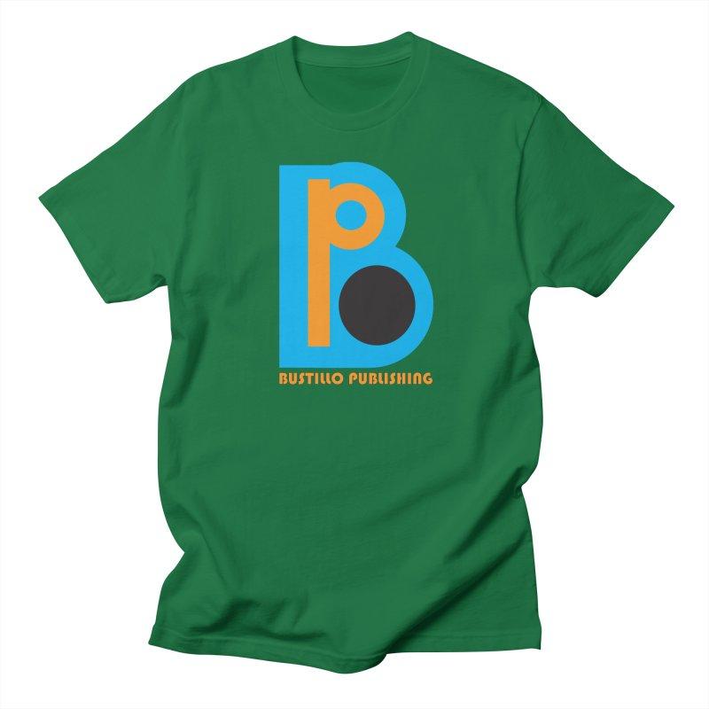 Bustillo Publishing Logo Women's Regular Unisex T-Shirt by The Official Bustillo Publishing Shop