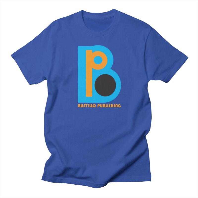 Bustillo Publishing Logo Men's Regular T-Shirt by The Official Bustillo Publishing Shop