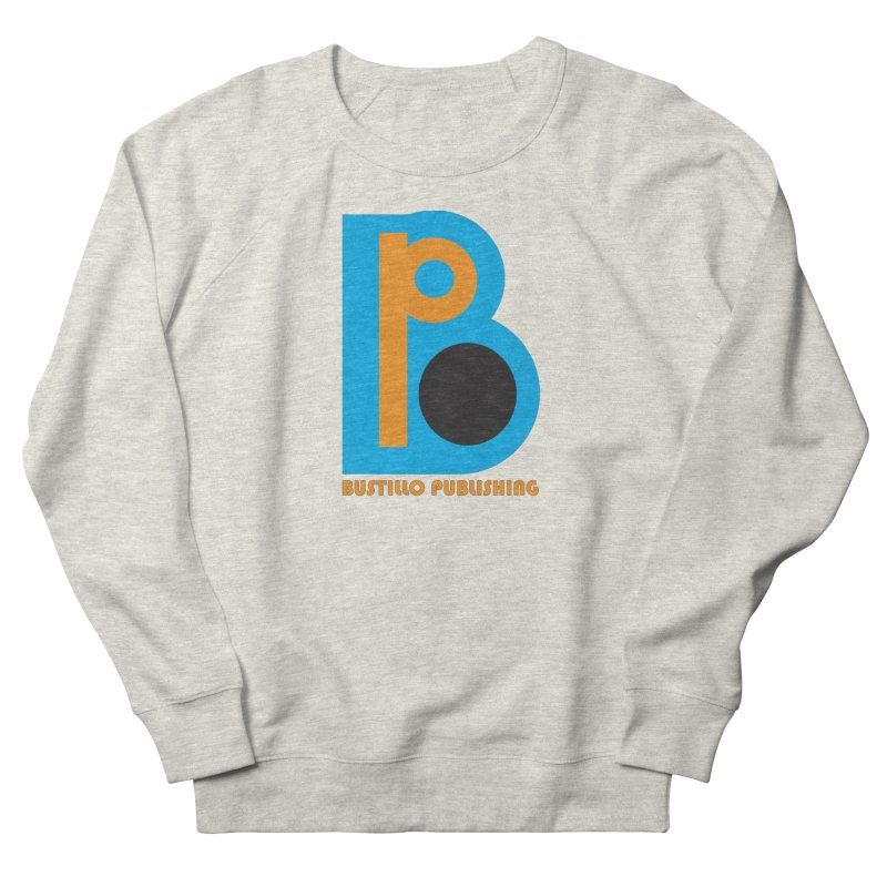 Bustillo Publishing Logo Men's French Terry Sweatshirt by The Official Bustillo Publishing Shop