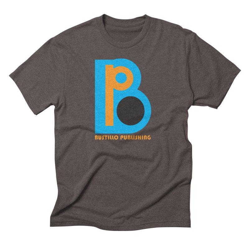 Bustillo Publishing Logo Men's Triblend T-Shirt by The Official Bustillo Publishing Shop